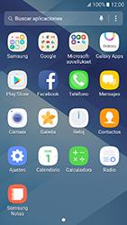 Samsung Galaxy A3 (2017) (A320) - Mensajería - Escribir y enviar un mensaje multimedia - Paso 3