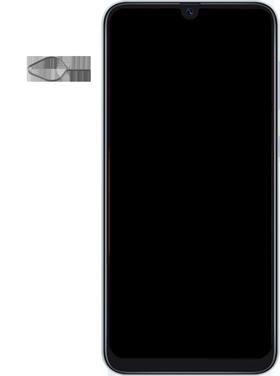 Samsung Galaxy A50 - Appareil - comment insérer une carte SIM - Étape 2