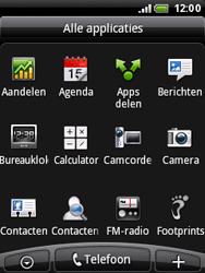 HTC A3333 Wildfire - MMS - hoe te versturen - Stap 2