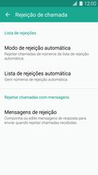 Samsung Galaxy S5 - Chamadas - Como bloquear chamadas de um número -  6