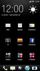 HTC One - Contacten en data - Contacten kopiëren van SIM naar toestel - Stap 3