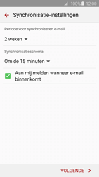 Samsung G925F Galaxy S6 Edge - E-mail - e-mail instellen: IMAP (aanbevolen) - Stap 17