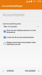 Wiko Lenny 3 - E-mail - Handmatig instellen - Stap 19