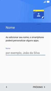 Asus Zenfone 3 - Primeiros passos - Como ativar seu aparelho - Etapa 14