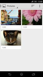 Sony Xperia E4g - Mensajería - Escribir y enviar un mensaje multimedia - Paso 16