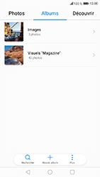 Honor 6A - Photos, vidéos, musique - Envoyer une photo via Bluetooth - Étape 4