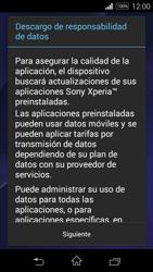 Sony D2203 Xperia E3 - Primeros pasos - Activar el equipo - Paso 11