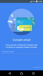 Sony Xperia XZ - E-mail - Configurer l
