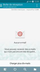 Samsung A500FU Galaxy A5 - E-mail - envoyer un e-mail - Étape 3
