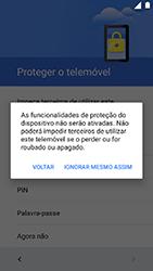 Nokia 3 - Primeiros passos - Como ligar o telemóvel pela primeira vez -  11