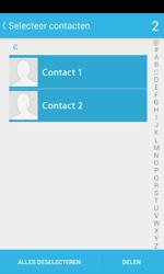 Huawei Ascend Y300 - Contacten en data - Contacten overzetten via Bluetooth - Stap 6