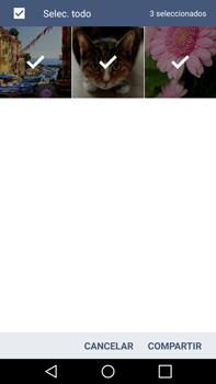 LG G4 - Bluetooth - Transferir archivos a través de Bluetooth - Paso 7