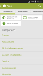 Samsung Galaxy S III Neo (GT-i9301i) - Applicaties - Downloaden - Stap 6