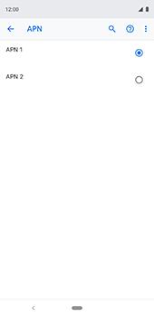 Google Pixel 3XL - Internet - Configuration manuelle - Étape 18