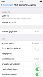 Apple iPhone 6s - E-mail - Handmatig Instellen - Stap 9