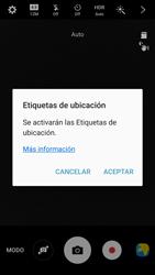 Samsung Galaxy S7 - Funciones básicas - Uso de la camára - Paso 5