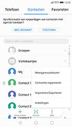 Huawei p10-met-android-oreo-model-vtr-l09 - Contacten en data - Contacten kopiëren van SIM naar toestel - Stap 4