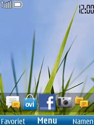 Nokia C2-01 - E-mail - e-mail versturen - Stap 1