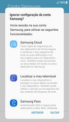 Samsung Galaxy A5 (2016) - Android Nougat - Primeiros passos - Como ligar o telemóvel pela primeira vez -  16
