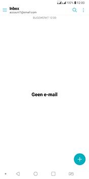 LG Q7 - E-mail - Bericht met attachment versturen - Stap 5