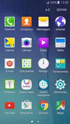 Samsung Galaxy J5 - SMS - Como configurar o centro de mensagens -  3