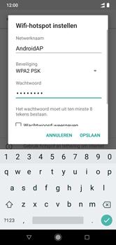 Xiaomi mi-a2-lite-dual-sim-m1805d1sg - WiFi - Mobiele hotspot instellen - Stap 8