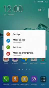 Samsung Galaxy S6 Edge + - MMS - Como configurar MMS -  17