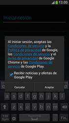 Samsung Galaxy S4 Mini - E-mail - Configurar Gmail - Paso 8