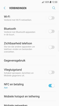 Samsung Galaxy S7 Edge - Android Oreo - Internet - buitenland - Stap 5