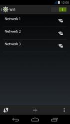 Acer Liquid Jade Z - WiFi en Bluetooth - Handmatig instellen - Stap 6