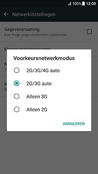 HTC U11 - 4G instellen  - Toestel instellen voor 4G - Stap 6
