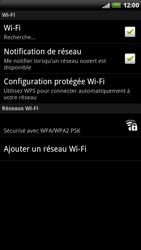 HTC X515m EVO 3D - Wifi - configuration manuelle - Étape 5