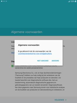Samsung Galaxy Tab S2 9.7 (T815) - Toestel - Toestel activeren - Stap 7