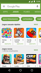 Motorola Moto G5 - Aplicativos - Como baixar aplicativos - Etapa 6