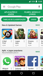 Alcatel Idol 4 VR - Aplicações - Como pesquisar e instalar aplicações -  6