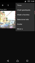 Sony Xperia Z5 Compact - Bluetooth - Transferir archivos a través de Bluetooth - Paso 10