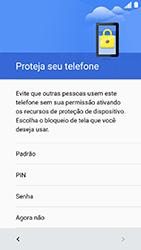 Motorola Moto C Plus - Primeiros passos - Como ativar seu aparelho - Etapa 11