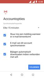 Nokia 1 - E-mail - e-mail instellen: IMAP (aanbevolen) - Stap 18