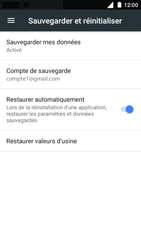 Nokia 5 - Device maintenance - Back up - Étape 13