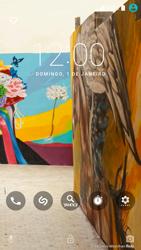 Alcatel Idol 4 VR - Primeiros passos - Como ligar o telemóvel pela primeira vez -  4