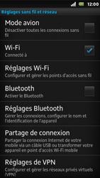 Sony ST25i Xperia U - Bluetooth - connexion Bluetooth - Étape 7