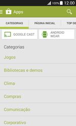 Samsung G357 Galaxy Ace 4 - Aplicativos - Como baixar aplicativos - Etapa 6