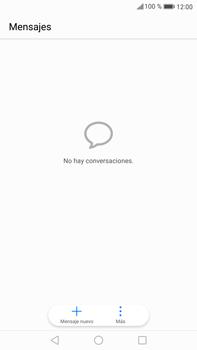 Huawei Mate 9 - Mensajería - Configurar el equipo para mensajes de texto - Paso 3