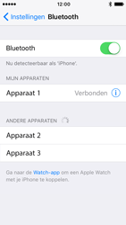 Apple iPhone 5s iOS 10 - Bluetooth - Koppelen met ander apparaat - Stap 6
