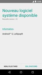 Motorola Moto G 3rd Gen. (2015) - Appareil - Mise à jour logicielle - Étape 8