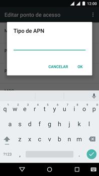 Motorola Moto X Play - Internet (APN) - Como configurar a internet do seu aparelho (APN Nextel) - Etapa 17
