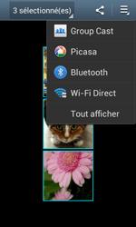 Samsung Galaxy S2 - Photos, vidéos, musique - Envoyer une photo via Bluetooth - Étape 10