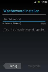 Sony ST23i Xperia Miro - Applicaties - Applicaties downloaden - Stap 8