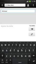 HTC One Mini - MMS - envoi d'images - Étape 9