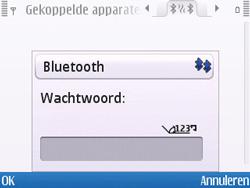 Nokia E5-00 - Bluetooth - headset, carkit verbinding - Stap 9